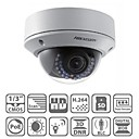 hikvision® DS-2cd2732f-on Dome IP-kamera 3.0MP päivä yö IR-cut vedenpitävä PoE