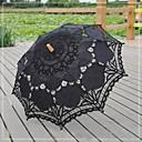 Wedding/Beach/Daily/Masquerade Lace/Cotton Umbrella