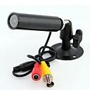 1/3 Sony CCD Effio-e 700tvl hd mini bullet CCTV säkerhet kameran med 3.6mm vidvinkelobjektiv 4140 + 811 \ 810