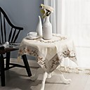 Christmas Table Cloths Classical Embroidery Tablecloth 85*85cm