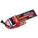 kudian rc batteri 45 ° C 4200mah t plug 2s