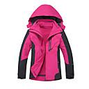 Wanita Jaket Ski/Luncur Salju / Tops / Jaket / Jaket 3-dalam-1 Ski / Kemah & Hiking / Mendaki / Skate / Olahraga saljuAnti Air / Tembus