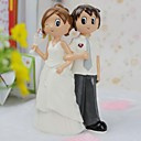 Cake Toppers Hand in Hand Couples Cake Topper