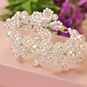 Women's Alloy/Imitation Pearl Headpiece - Wedding Headbands