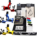 Great Tattoo Kits 3 Rotary Machine New Design Power box
