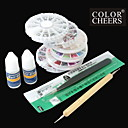 10PCS Nail Art Decorations Nail Art Kits