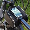 Sac de cadre de vélo ( Voir l'image , PVC/Polyester 600D , 1.8 ) Multifonctionnel Cyclisme
