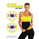 Cinturón Lumbar Soporte Deportes Protector Ejercicio y Fitness Negro