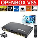 V8s openbox authentiques full hd boîtier récepteur Freesat PVR télévision par satellite