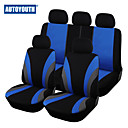 AUTOYOUTH Classics Car Seat Cover Universal Fit Most Brand Car Covers 3 Color Car Seat Protector Car Styling Seat Covers