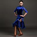 Accesorios ( Negro / Azul / Rojo , Encaje / Terciopelo , Danza Latina ) - Danza Latina - para Mujer