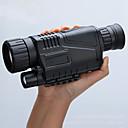 Lingrui 5X 40 mm Monocular BAK4 Militar / Visão Nocturna 5°x3.75° 2m Focagem Central Revestimento Múltiplo TotalUso Genérico / Caça /