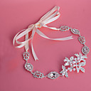 Women's Pearl / Rhinestone / Alloy Headpiece-Wedding / Special Occasion Headbands 1 Piece