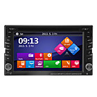Universal In-Dash Car DVD Players