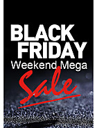 Weekend de Méga Solde du Black Friday