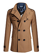 Men's Coats & Trench Coats