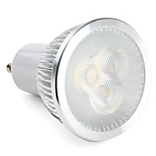 Ampoule LED Spot Blanc Naturel à Variateur d'Intensité  (110-240V), GU10 6W 550-600LM 5500-6500K