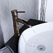 Grifos de Baño Sprinkle®  ,  Clásico  with  Bronce Envejecido Monomando 1 Orificio  ,  Característica  for Compacto
