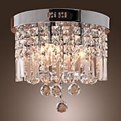 maishang® rehevä uppoasennus kristallin lampunvarjostin