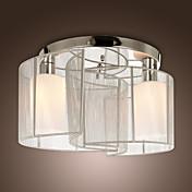 sl® taklampa modern design sovrum 2 lampor
