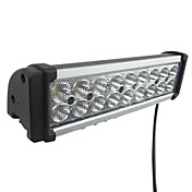 54W 18 LED Light Bar