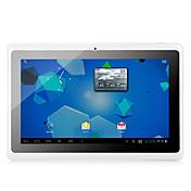 7 pulgadas Tableta androide (Android 4.4 1024*600 Dual Core 512MB RAM 8GB ROM)