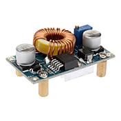 CC constante 5-32V a 0.8-30V 5A Boost Fuente de alimentación portátil