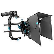fotga®dp3000プロDSLRトップハンドルF 15ミリメートルロッドリグ/ wのマットボックスサンシェードを空振り
