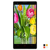 HTM M1 - Smarttelefon med Android 4.2, 4,7-tums skärm och 3G (dubbelkärnig 1,3 GHz, WiFi, Bluetooth, Dubbla SIM-kort)