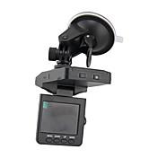 HD 720P H.264車DVR、2.5インチディスプレイ、HDMIを搭載した車のブラックボックスは、LEDが点灯し