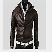 Ottf módní límec Double Zip Jacket
