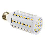 10W E26/E27 Bombillas LED de Mazorca T 60 SMD 5050 1000 lm Blanco Fresco AC 85-265 V