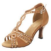 Zapatos de baile (Otros) - Salón de Baile/Danza latina/Salsa - No Personalizable - Tacón grueso
