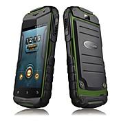 """doogee taitans dg150 3.5 """"3g android 4.2 smarta robust telefon (fm, wi-fi, gps, dubbla kärnor)"""