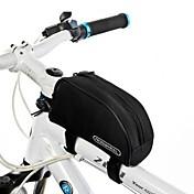 Torba za bicikl 1.5LBike Frame Bag Vodootporno / Reflektirajuća traka / Otporno na klizanje / Podesan za nošenje Torba za bicikl600D