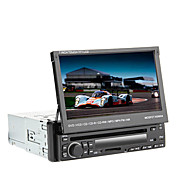 "7 ""LCD-Touchscreen 1-DIN Digital Panel Auto-DVD-Player-Unterstützung ipod, Bluetooth, Stereo-Radio, RDS, Touchscreen"