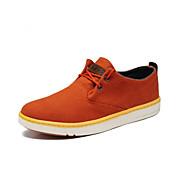 Hombres de lona planos del talón Comfort Fashion Sneakers Shoes (más colores)