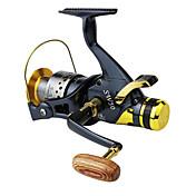 Spinning Reel / Naviják na kapry / Role za ribolov Smékací navíjáky 5.2:1 10 Kuličková ložiska Pravotočivý / Vyměnitelný / LevorukýMořský