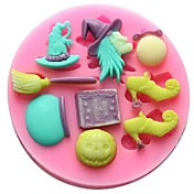 bageform Til Kage Til Cookies Til Chokolade Silikone Gør Det Selv Miljøvenlig Høj kvalitet