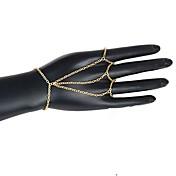 múltiples anillos elegantes pulseras especiales de kl wonen