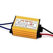 直流2-13vへAC 100 - 240V(1-3)x1wは、ドライバ天井変圧器の電源を主導