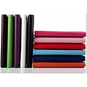 patrón lichee rotación de 360 grados con el caso del soporte de 10 pulgadas de la tableta (colores surtidos)