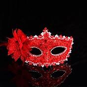 Accesorios de Baile Mujer Encaje Poliestireno Navidad Halloween