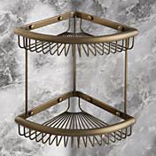浴室棚 / アンティークブラス真鍮 /アンティーク