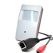 1080用2.0megapixel隠しIPカメラミニのP2Pの世界最小の屋内運動検出隠密IPカメラ