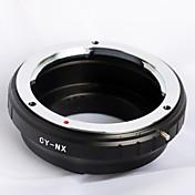 C / Y Contax Yashica CY montura del objetivo para Samsung adaptador de cámara nx adaptador CY-nx