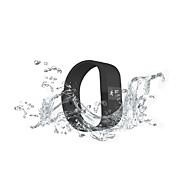 Control de actividad Digicare dc-WT-01 eri portátil inteligente pulsera pulsera, OLED / 67 / podómetro / registro de sueño / Android / iOS