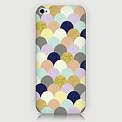 Para Funda iPhone 5 Carcasa Funda Diseños Cubierta Trasera Funda Diseño Geométrico Dura Policarbonato paraiPhone 7 Plus iPhone 7 iPhone