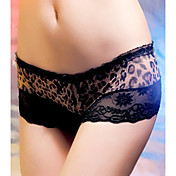 Para Mujer Ultrasexy Ropa de dormir Leopardo Encaje Blanco / Rosa / Rojo