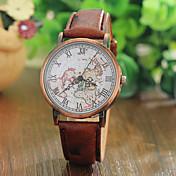 z.xuan女性/メンズスチールバンドアナログクオーツカジュアルな時計より多くの色